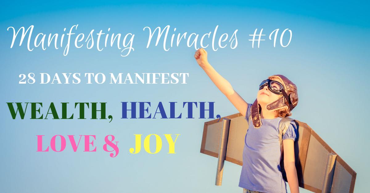 Manifesting Mastermind #10 no link