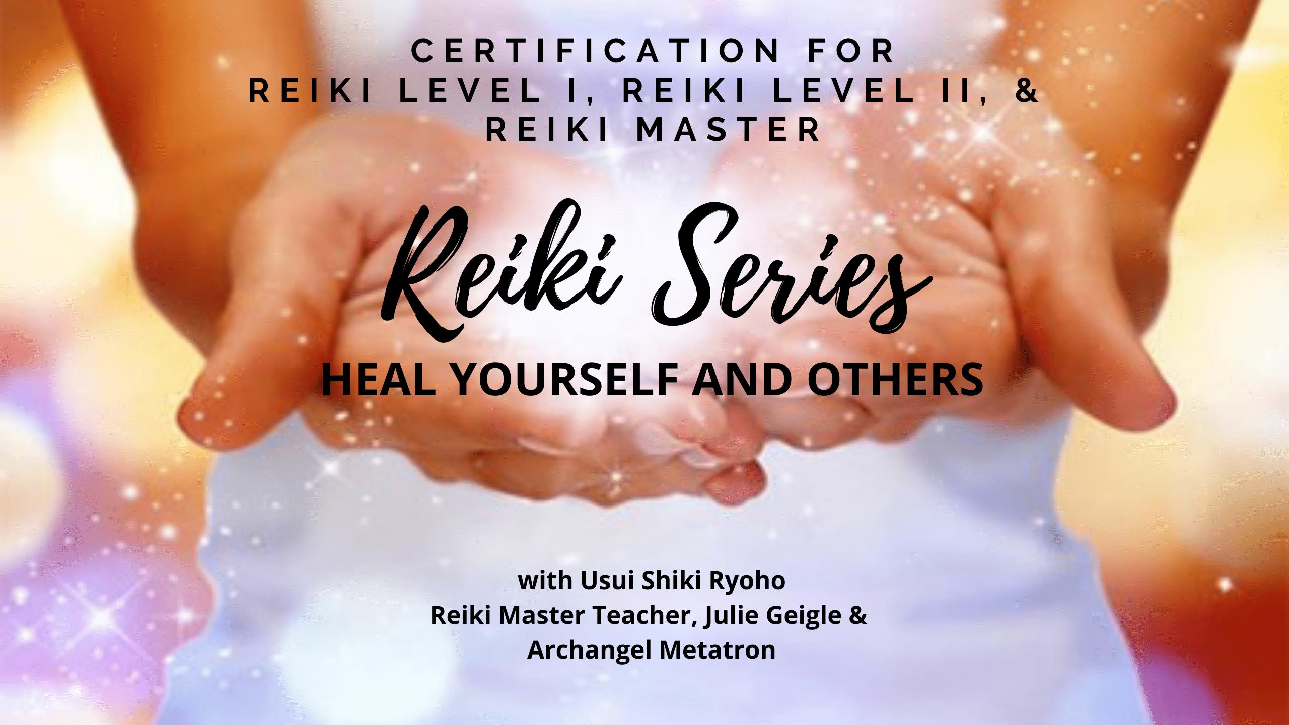 Reiki Series 4