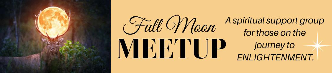 Full Moon Meetup Oct