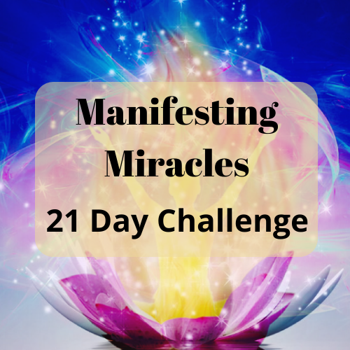 manifesting miracles banner